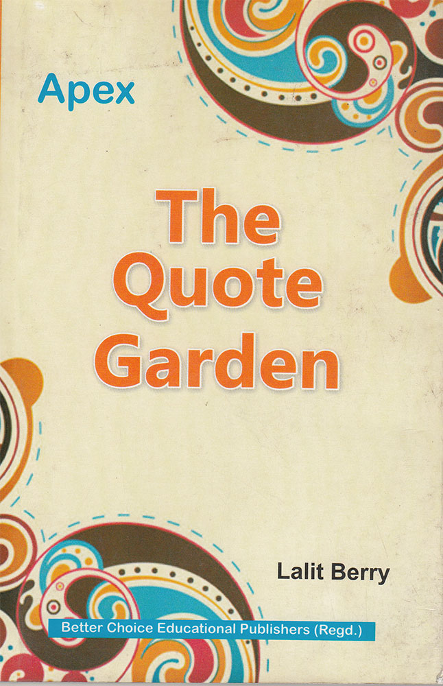 The Quote Garden