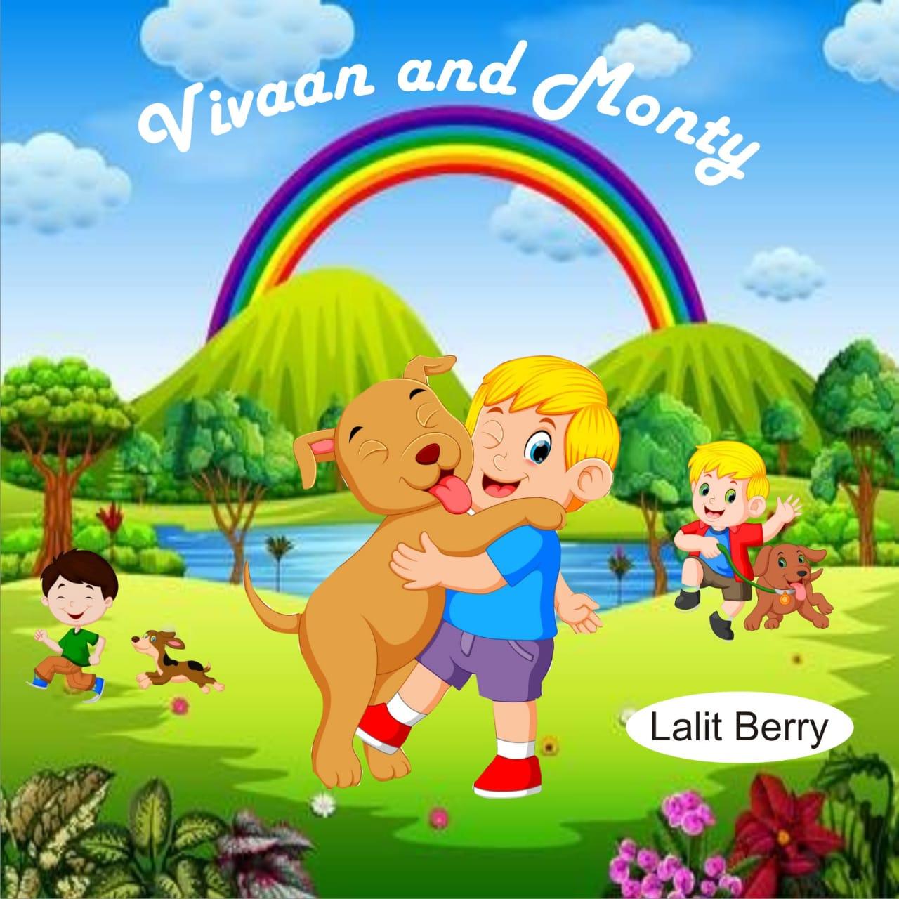 Vivaan & Monty by Lalit Berr